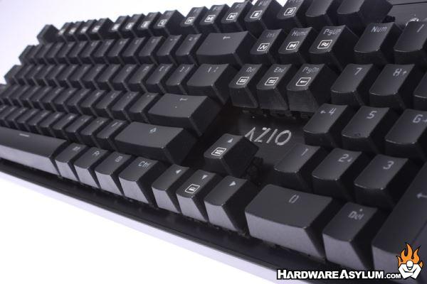 f0c56d02550 AZIO MGK L80 RGB Backlit Mechanical Gaming Keyboard Review ...