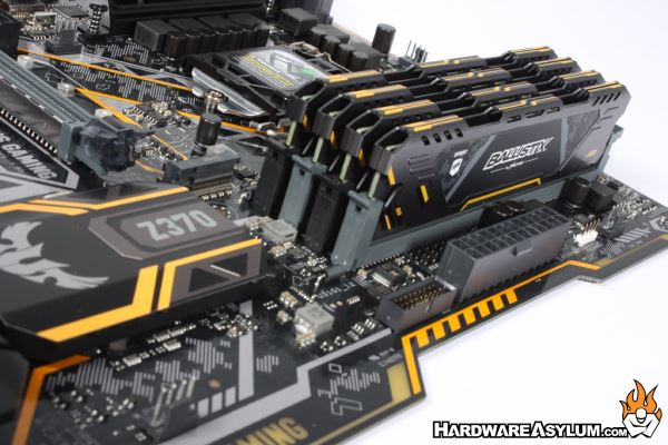 Ballistix Sport AT 3000Mhz CL17 DDR4 Dual Channel Memory Review
