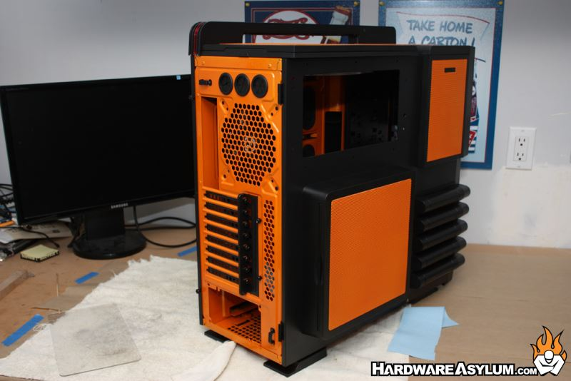 Thermaltake Level 10 Gt Casemod Window Install And