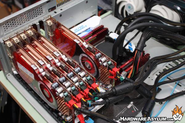 Gigabyte X99 Designare EX Motherboard Review - Multi GPU