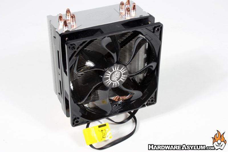 Cooler Master Hyper 212 Evo Heatsink Review Hardware Asylum