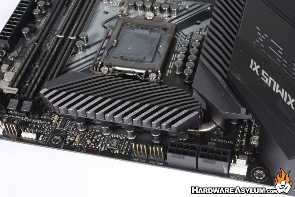 ASUS ROG Maximus XI Apex Motherboard Review - Board Layout and