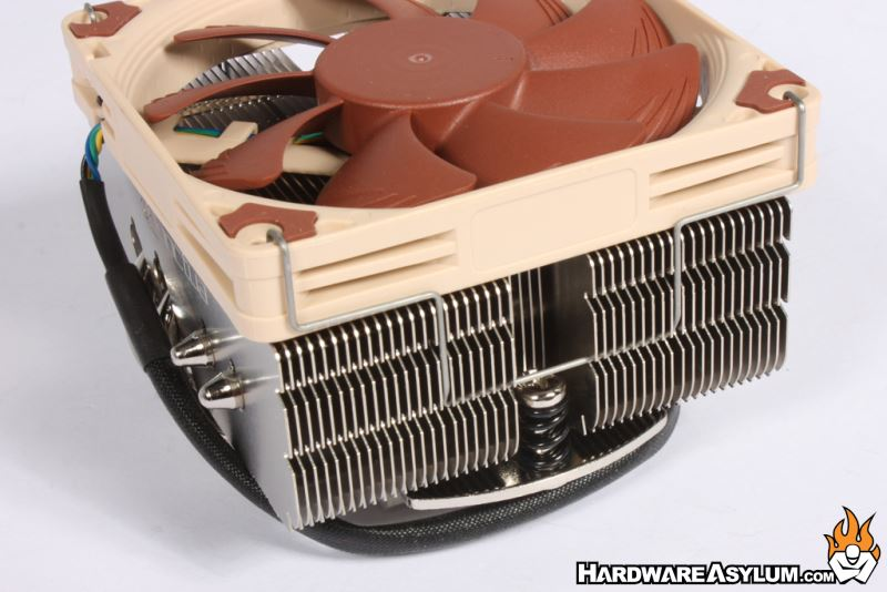 Noctua L9x65 Low Profile Heatsink Review Hardware Asylum