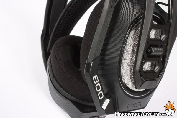Plantronics RIG 800LX Wireless Gaming Headset | Hardware Asylum