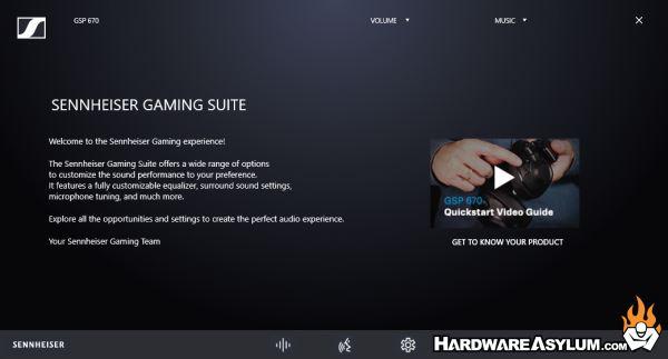 Sennheiser GSP 670 Wireless Gaming Headset Review