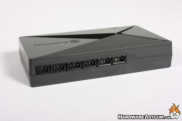 SilverStone LSB02 Multifunction Addressable RGB Control Box Review