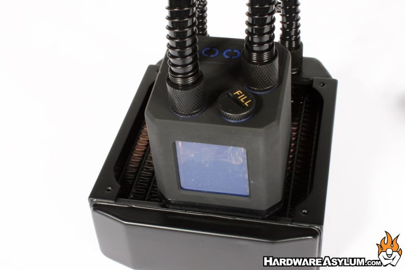 Alphacool Eisbaer 120 CPU AIO Water Cooler Review | Hardware