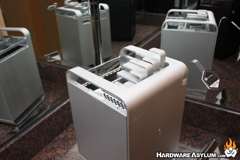 Consumer Electronics Show 2015 Silverstone Hardware Asylum