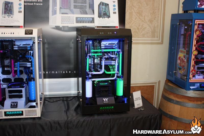 Thermaltake To Keep Modding Alive At Ces 2017 Hardware