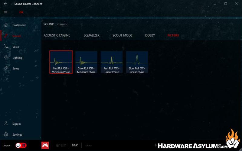 Creative Sound BlasterX G6 7 1 External Gaming Audio DAC Review