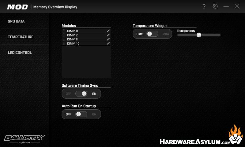 Crucial Ballistix Tactical Tracer RGB DDR4 2666Mhz Quad Channel