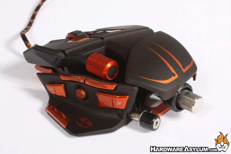Mad Catz Cyborg Mmo 7 Gaming Mouse Review Hardware Asylum