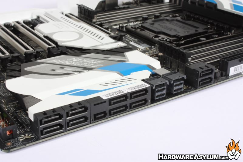 Gigabyte X99 Designare EX Motherboard Review - Board Layout