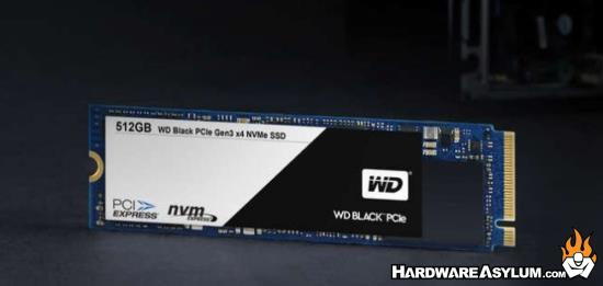 WD Black PCIe NVMe SSD Review (512GB) – Does It Live Up To Its