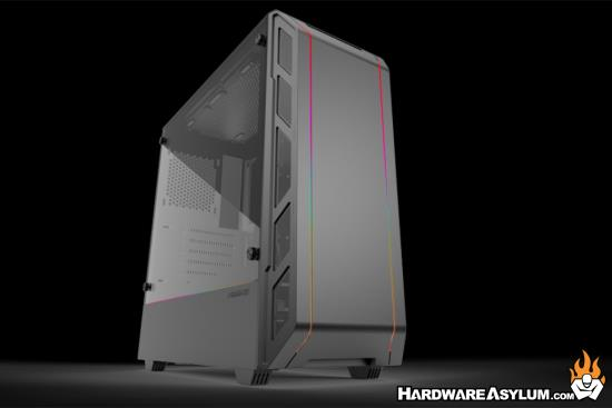 Phanteks announce the release of the new Eclipse P350X