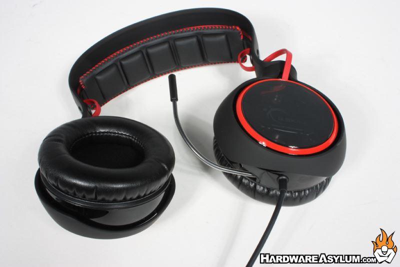 G Skill Ripjaws SR910 Real 7 1 Gaming Headset Review - G