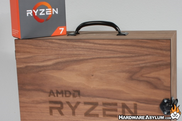 AMD Ryzen 1700 and X370 Review