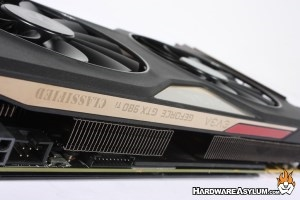 EVGA GTX 980 Ti Classified Video Card Review