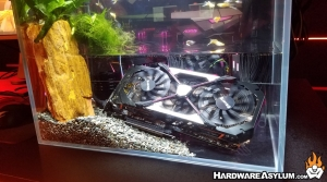 Aorus Gaming Gear shown at Computex 2018