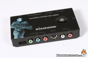 Diamond GC1000 HD 1080 Game Console Video Capture Device Review