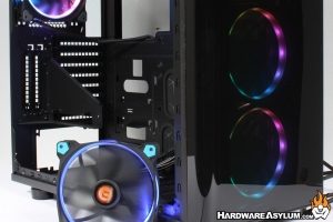 Thermaltake View 31 Tempered Glass Edition Case