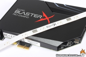 Sound BlasterX AE-5 Pro Gaming Sound Card Review