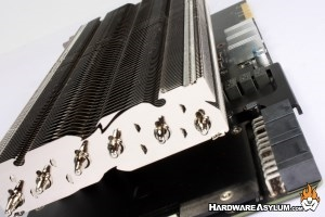 Raijintek Morpheus VGA Cooler Review