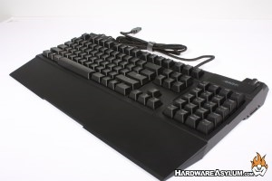 Aorus Thunder K7 Mechanical Keyboard and Macro Keyboard Review