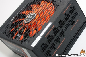 Gigabyte XP1200M 80Plus Platinum Modular Power Supply Review