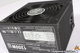 SilverStone ST1200-PTS Strider Platinum 1200W Power Supply Review