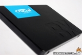 Crucial BX500 960GB SSD Drive Review