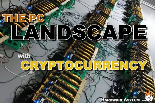 The PC Landscape with Cryptocurrency