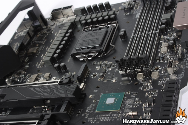 Aorus Z390 Xtreme Waterforce Motherboard Review