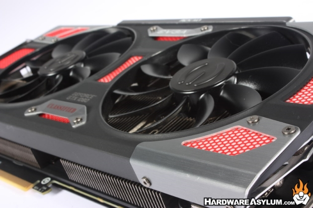 EVGA GTX 1080 Classified Video Card Review