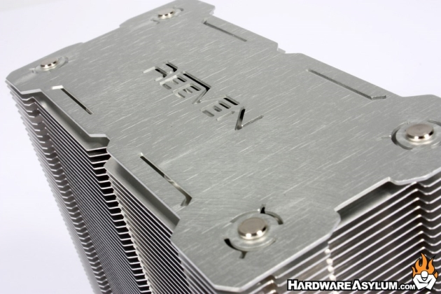 Reeven Ouranos RC-1401 Heatsink Review