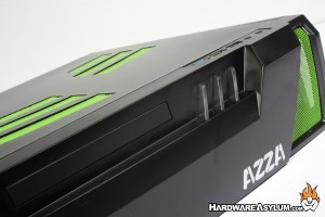 Azza Z Mini ITX Gaming Case Review