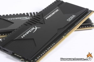 HyperX Predator DDR4 3000Mhz CL15 Quad Channel Memory Review