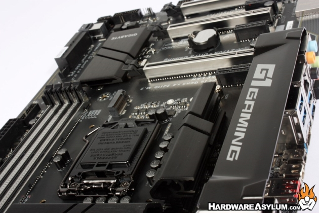 Gigabyte Z170X Ultra Gaming Motherboard Review