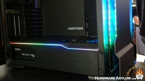Phanteks Shows the New EVOLV X at Computex 2018