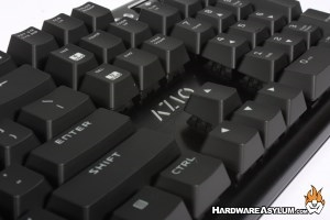 Azio MGK1 Backlit Mechanical Gaming Keyboard Review