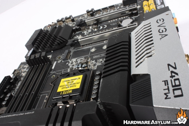 EVGA Z490 FTW WiFi Motherboard Review