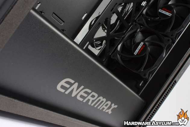 Enermax Equilence Silent Case Review