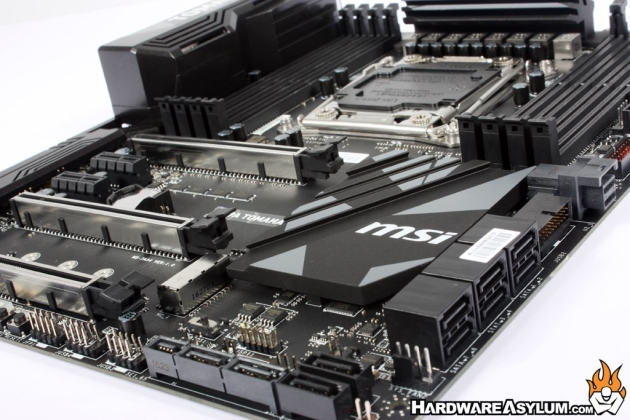 MSI X99A Tomahawk Motherboard Review