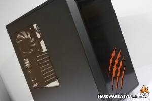 Rosewill WolfAlloy Review Case Review