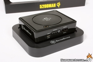 SilverStone QIB052-D QI Wireless Mobile Changing System