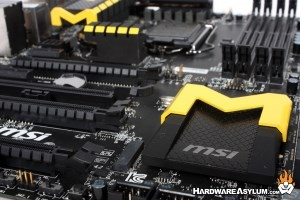 MSI Z97 MPower Overclocking Motherboard Review