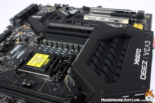 EVGA Z390 Dark Motherboard Review