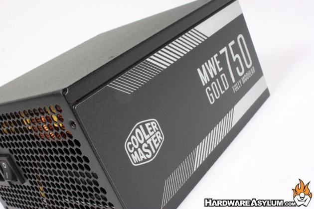 Cooler Master MVE Gold 750 Power Supply Review