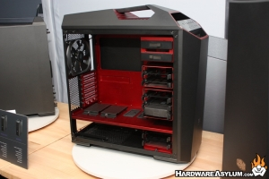 Cooler Master MasterCase MasterConcepts Shown in US Offices